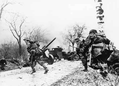 Image result for battle of the bulge began