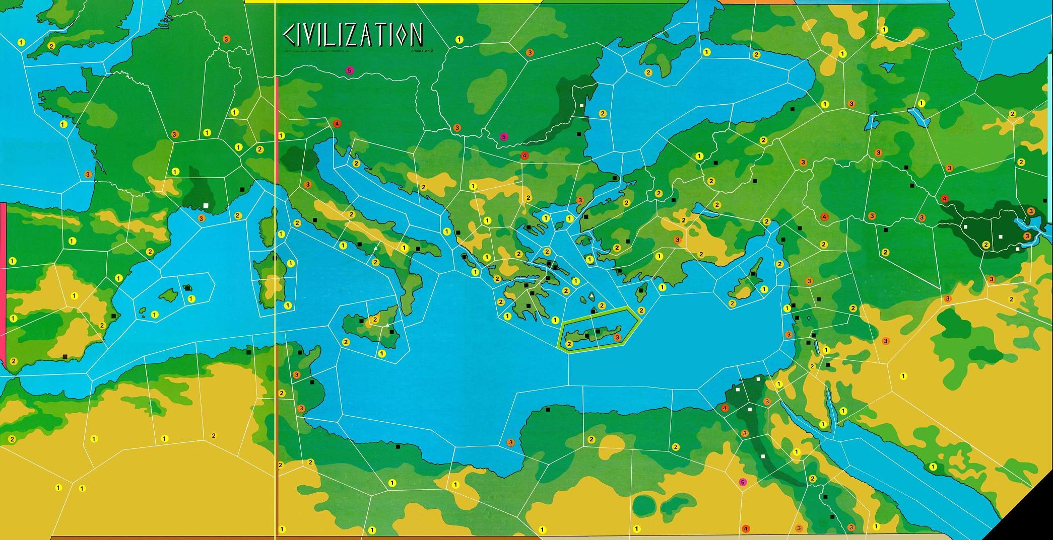 New game weekend civilization advanced civilization brooklyn civmap civilization game board with western expansion map gumiabroncs Images