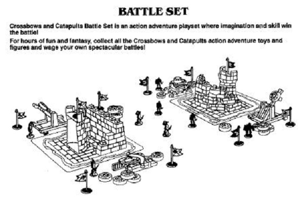 Retro Gaming The 70s & 80s: Crossbows and Catapults