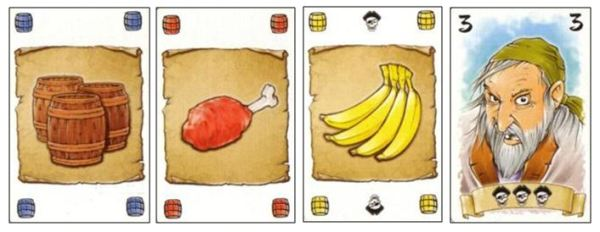 Corsairscards