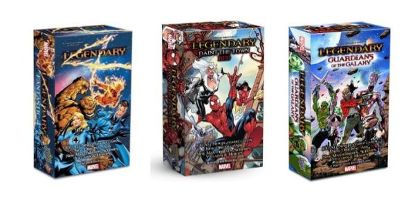 Legendary Expansions