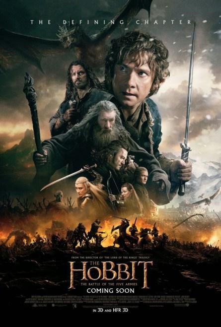 hobbit5armiesposter