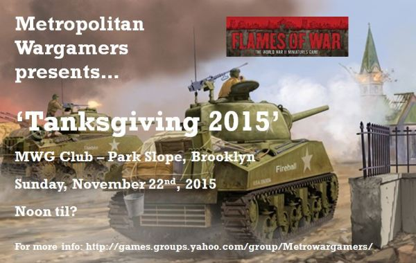 MWG Tanksgiving 2015