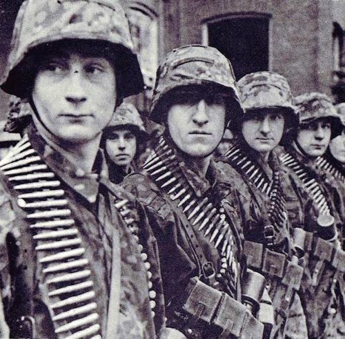 GermanGrenadiersLineUp