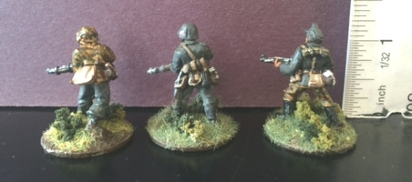 28mm Comparing Wwii Models Brooklyn Wargaming