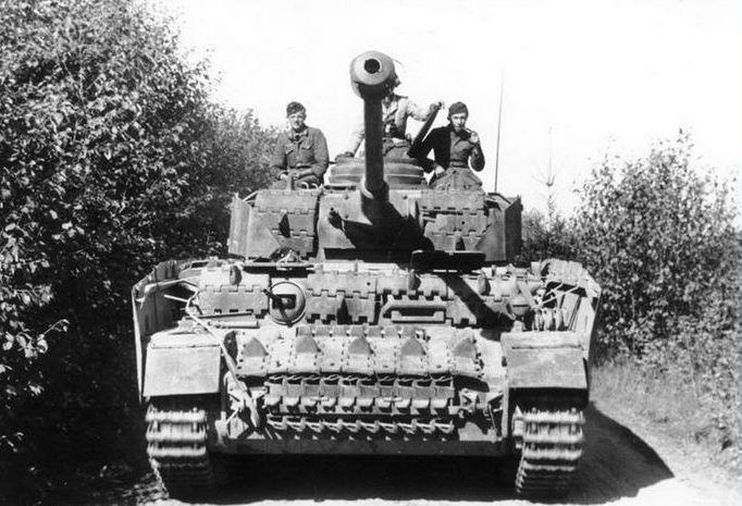 PzIVWWII