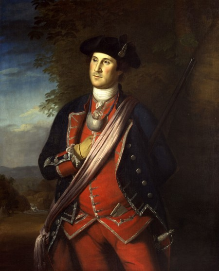 washington 1772-charles-willson-peale